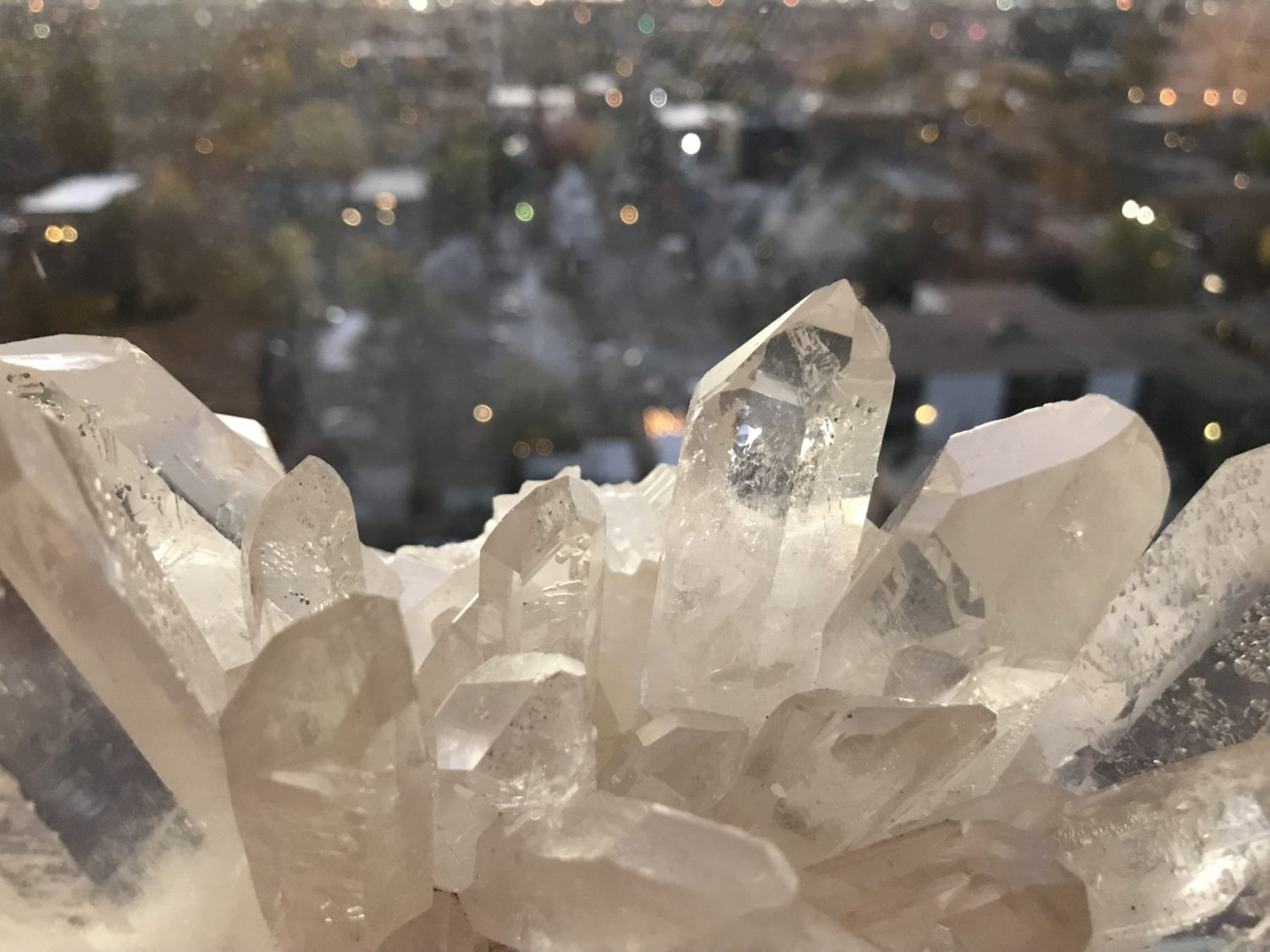 crystal grid for abundance
