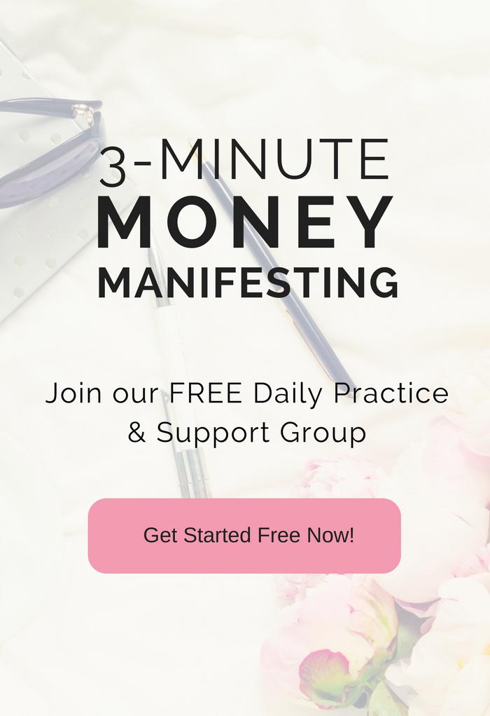 money manifesting